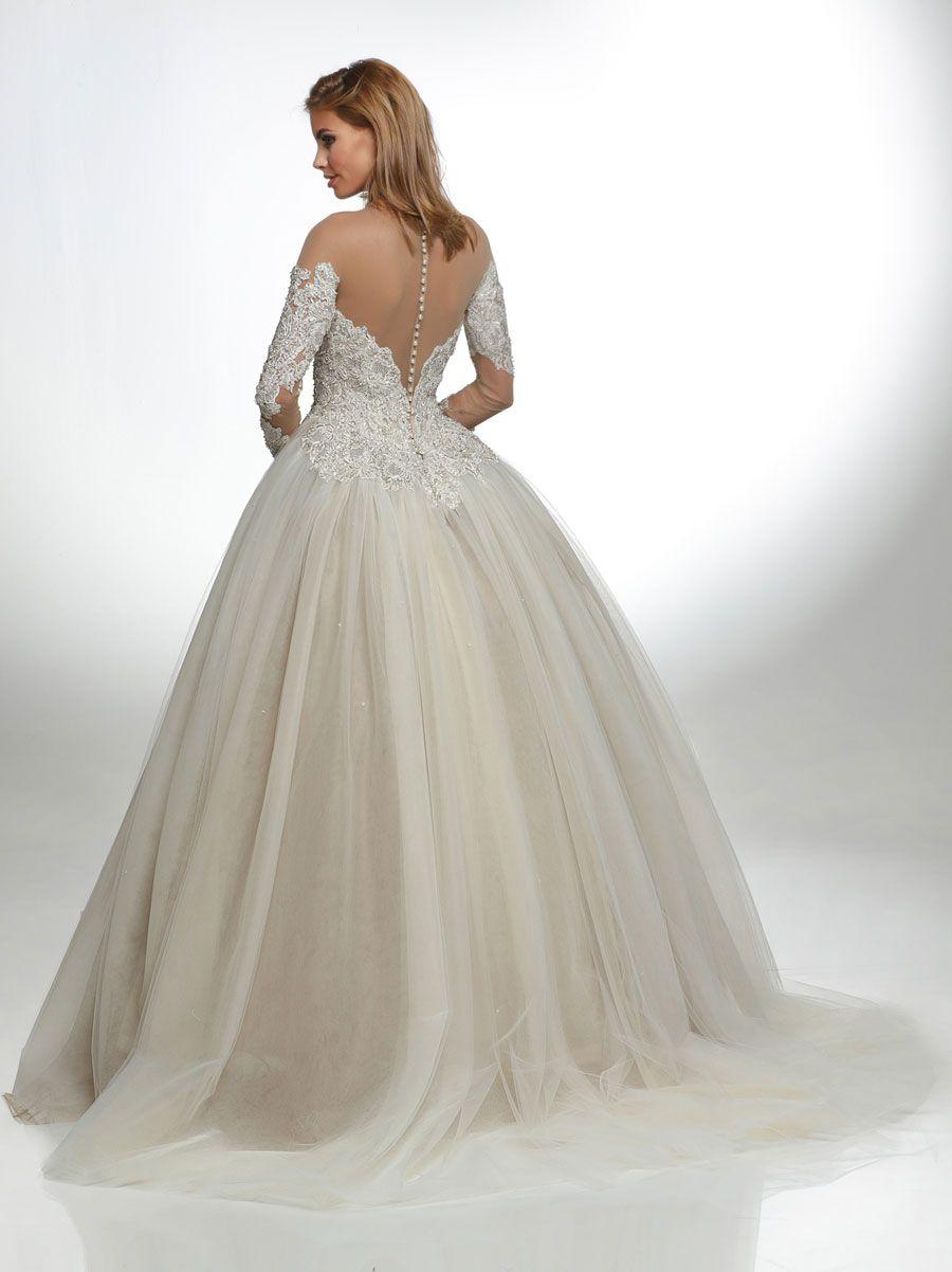 Vestidos para novia - Modelos de Alta Costura | Pinterest | Medias ...