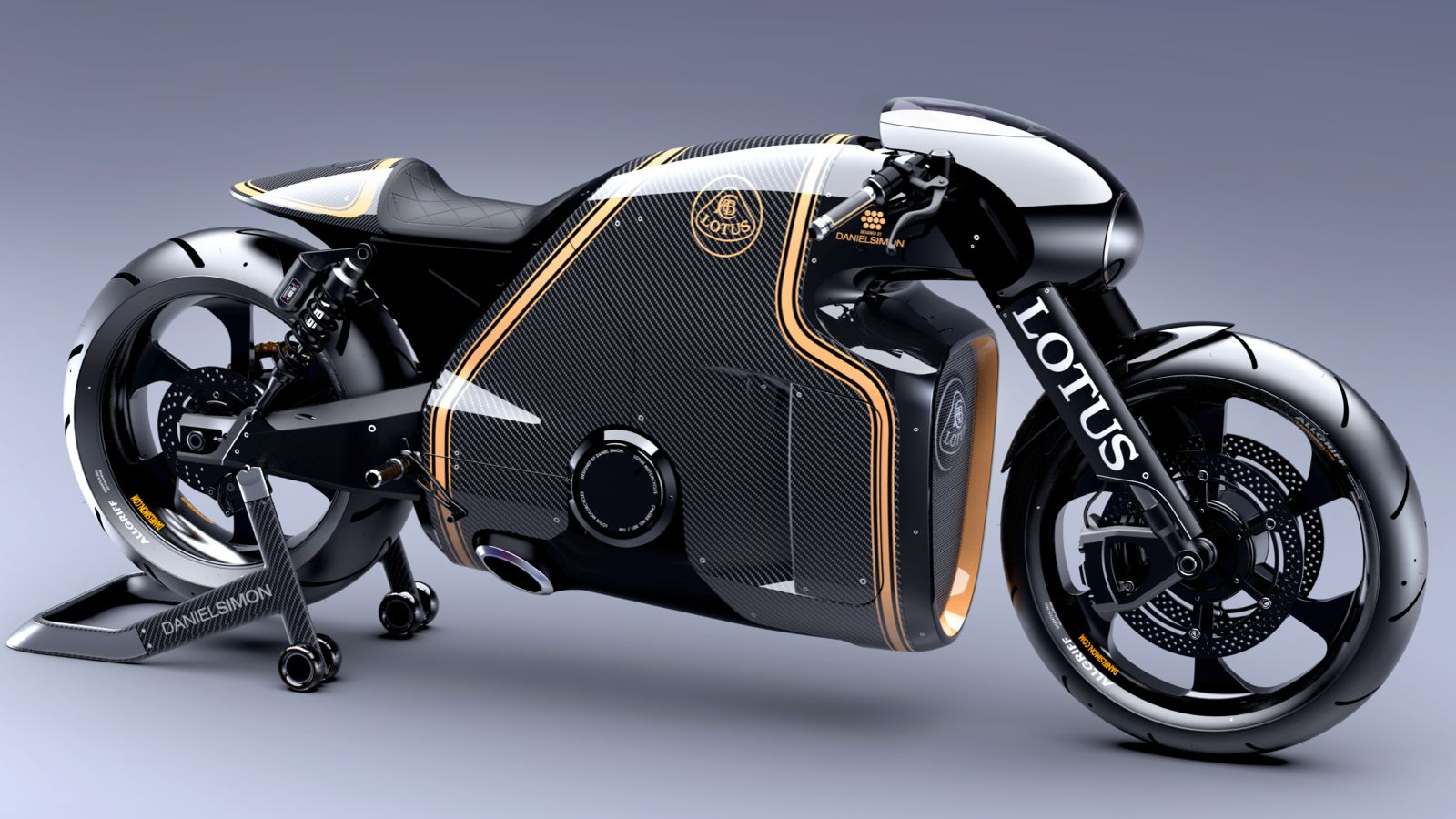 The Lotus C-01 Is A Stunner Superbike From The Man Behind Tron ...