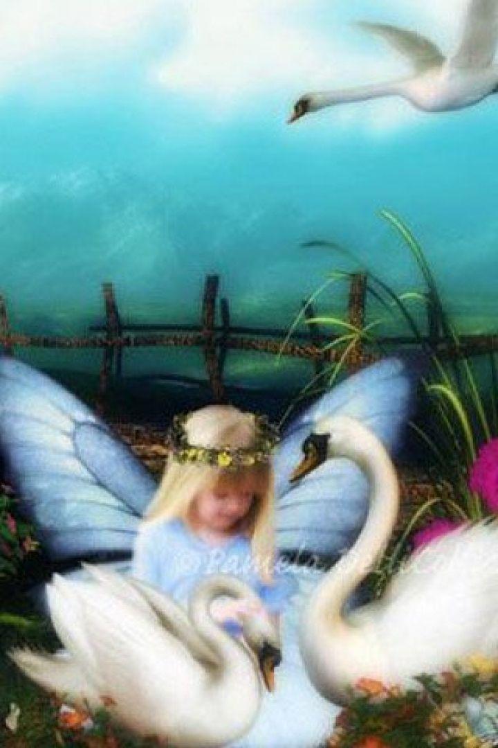 Angel Wallpaper for Cell Phone