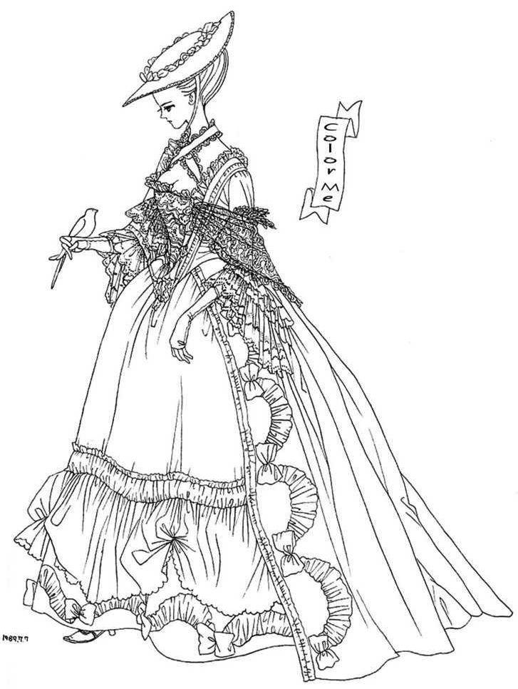 Baroque Era Aristocrat From Yume No Tsuzuki Series By Manga Artist Reiko Shimizu Zen Colors Manga Artist Fairy Tale Illustration