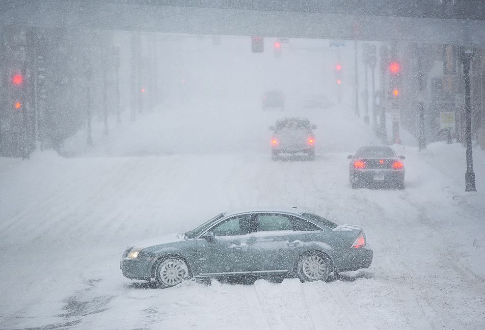Photos Scenes From The Weekend Storm Storm Pictures Duluth