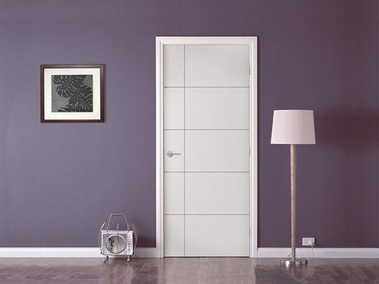 Deco 2d I Like These Panel Doors Doors Interior Internal Glass Doors Painted Interior Doors