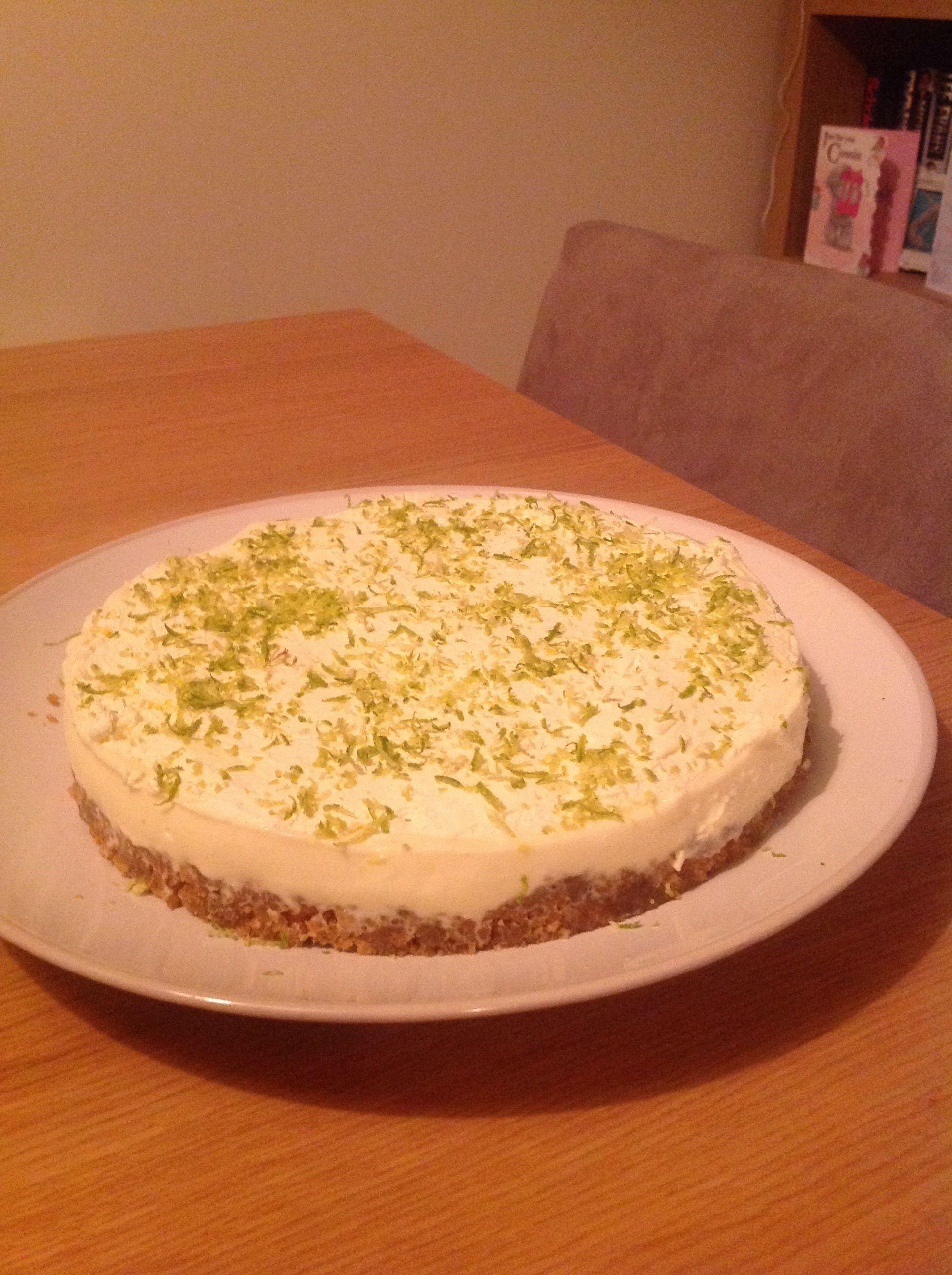 Lemon Polenta Cake Mary Berry
