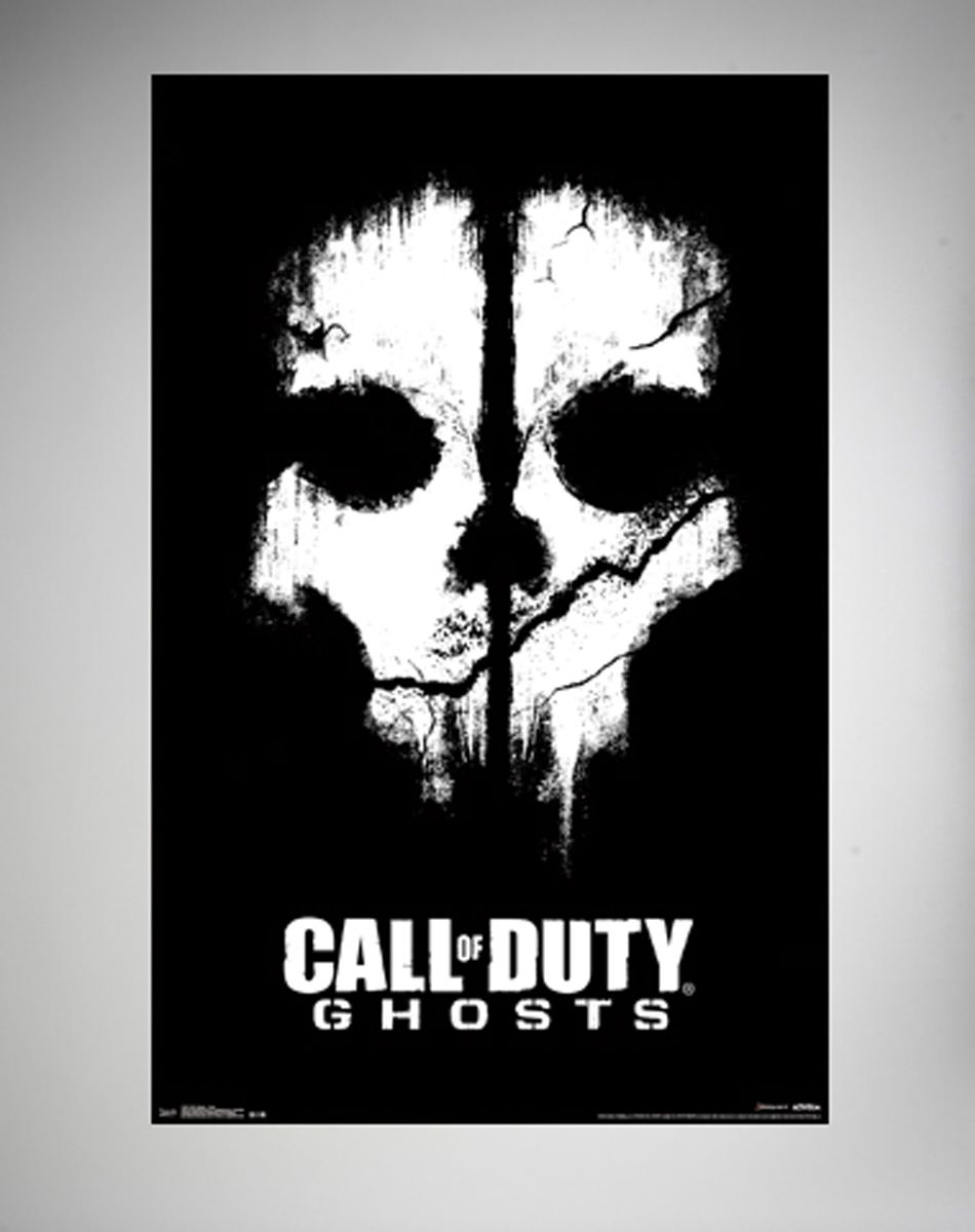 Call Of Duty Ghosts Dead Poster Call Of Duty Ghosts Call Of Duty Ghost Logo