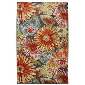 Mohawk Home Charm Multi 5 Ft X 8 Ft Indoor Area Rug