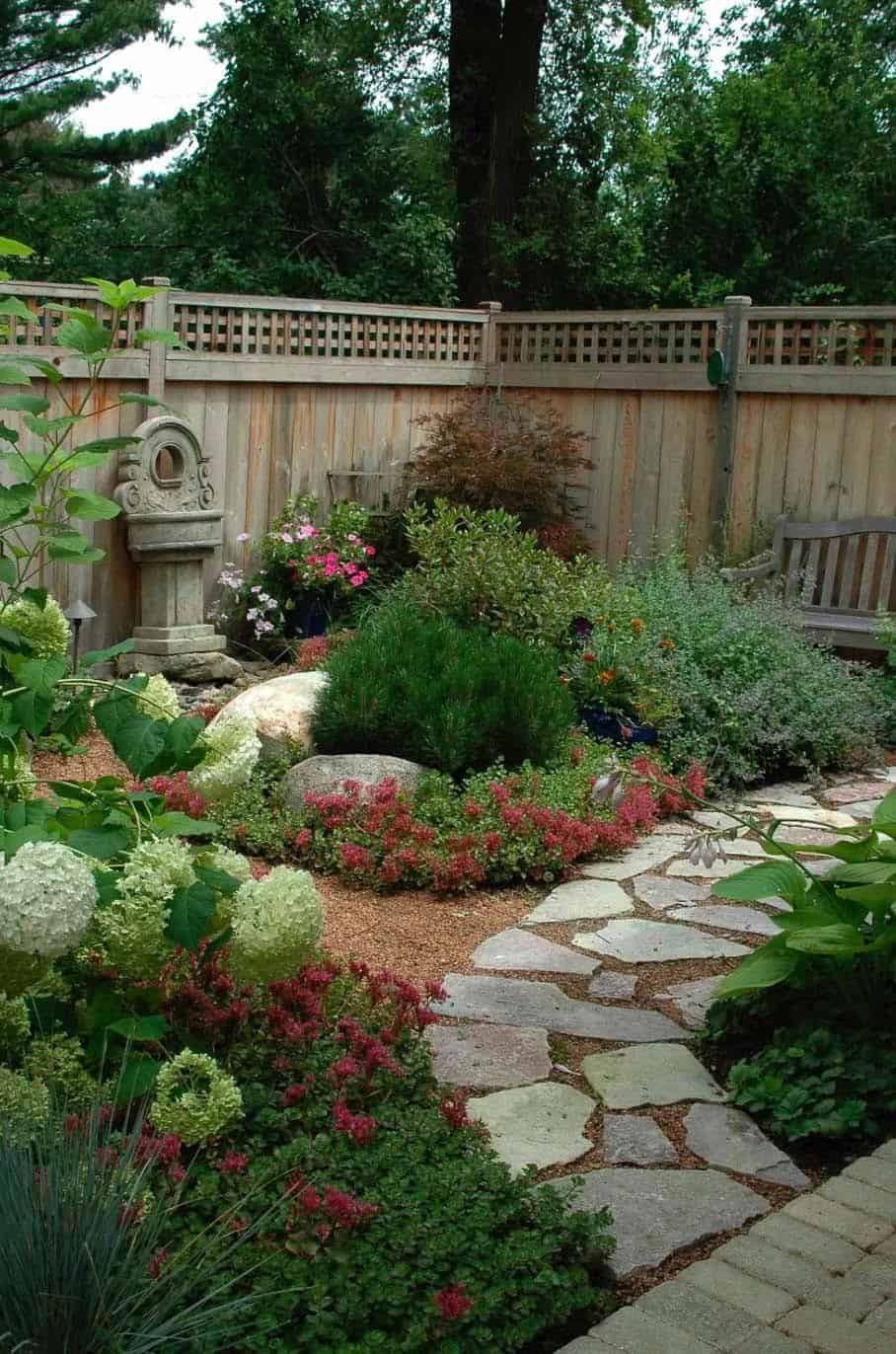 Photo of 40 Brilliant ideas for stone pathways in your garden