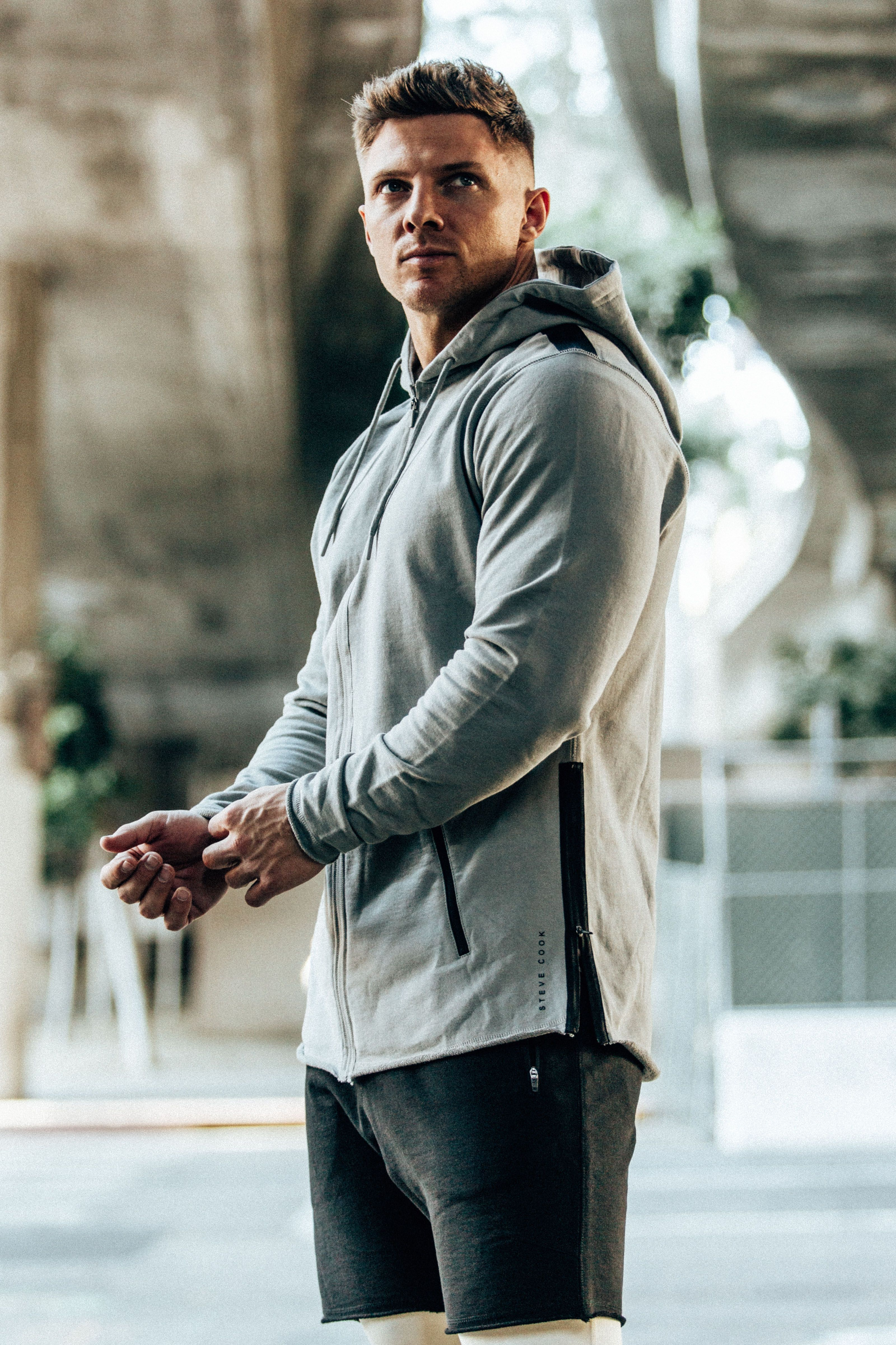 522aa86bba54d Achieve your goals in the Steve Cook x Gymshark collection
