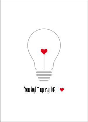 Valentinstagskarte als Freebie/Download
