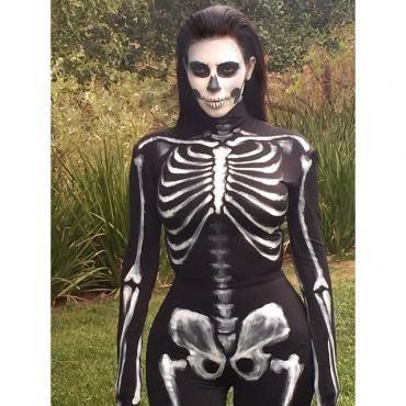 Blog de palma2mex : Los disfraces de Kim Kardashian en Halloween