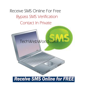 Receive Sms Online Best And Free Websites Tech Web World Sms Online Free Website
