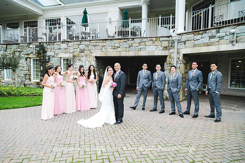 Kim Edward Westwood Country Club Wedding By Powell Woulfe Photography Www Powellwoulfe