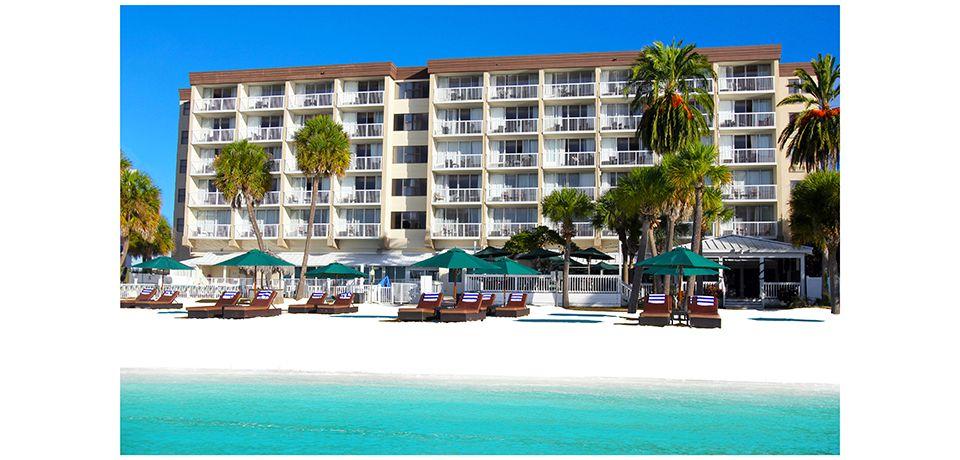 Oceanfront Resort Hotel In Clearwater Beach Fl Dreamview