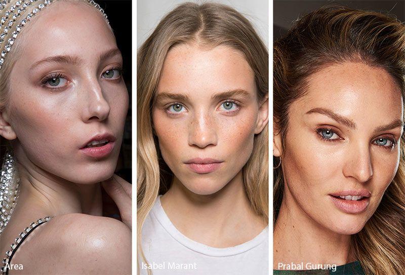 Fall Winter 2019 2020 Makeup Trends Makeup Trends Winter