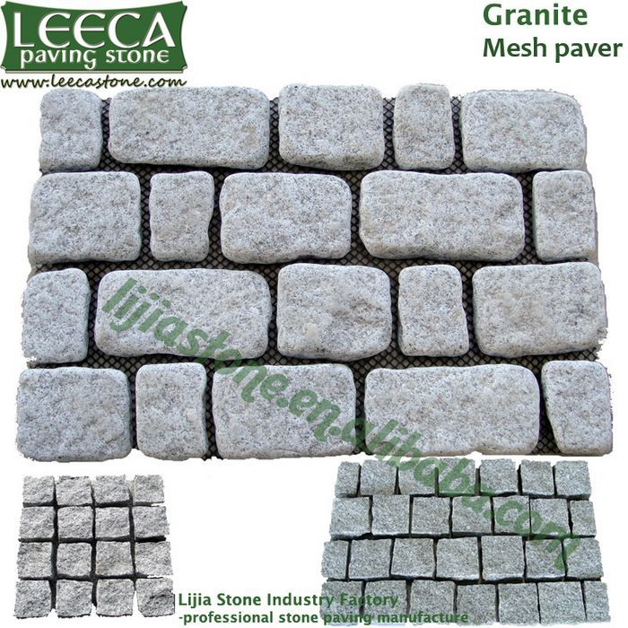 Tumbled Stone Paver Tiles Driveway Walkway And Patio