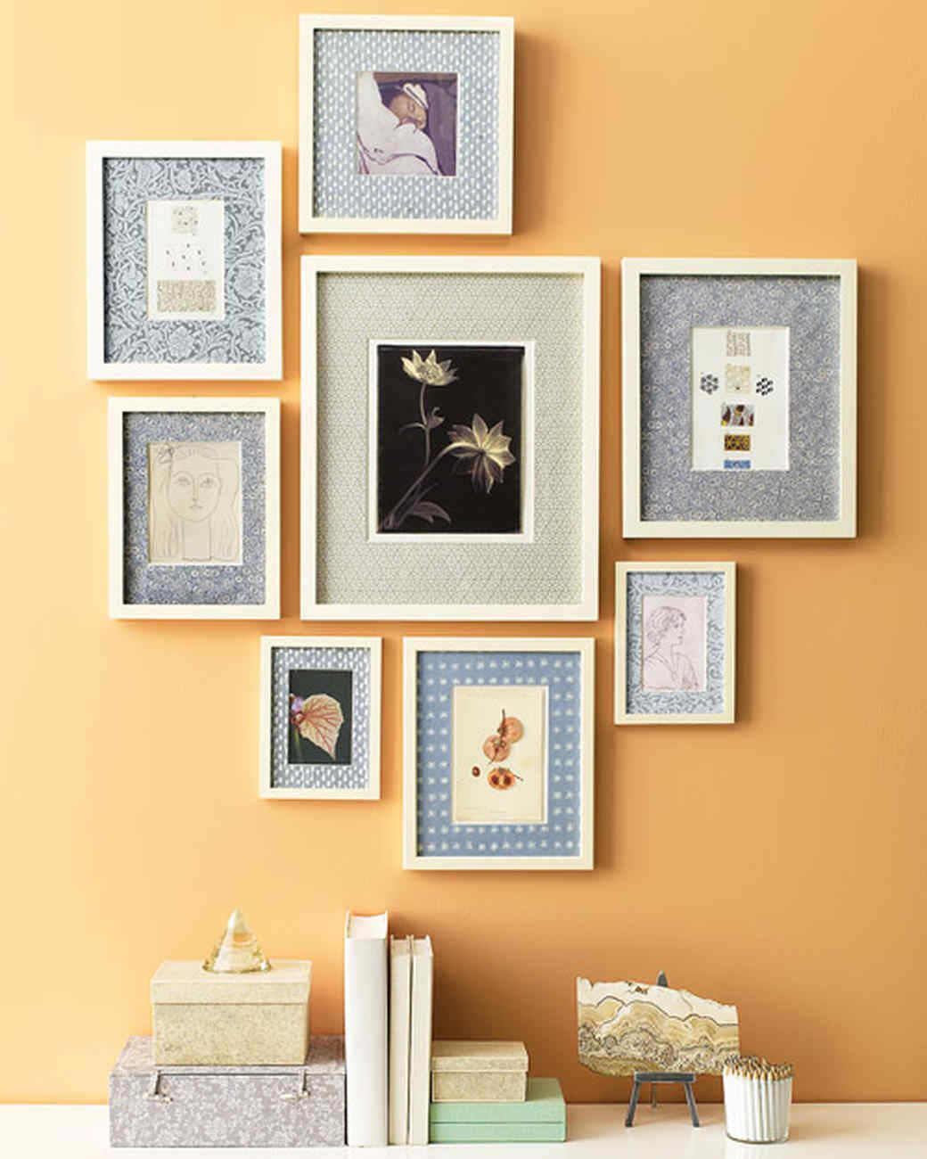 Fantastic Picture Frames Wall Ideas Mold - The Wall Art Decorations ...