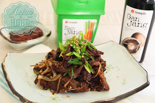 Bulgogi (Korean Beef BBQ) | Recipe | Bulgogi recipe ...