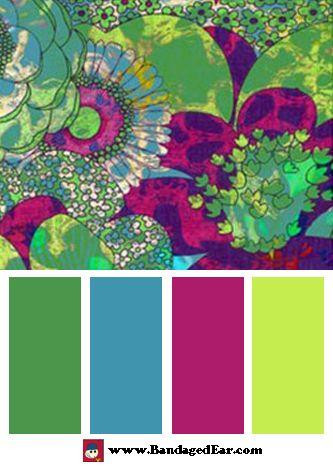 Green Color Palettes Bandagedear Com Blog Green Color Schemes Green Colour Palette Color