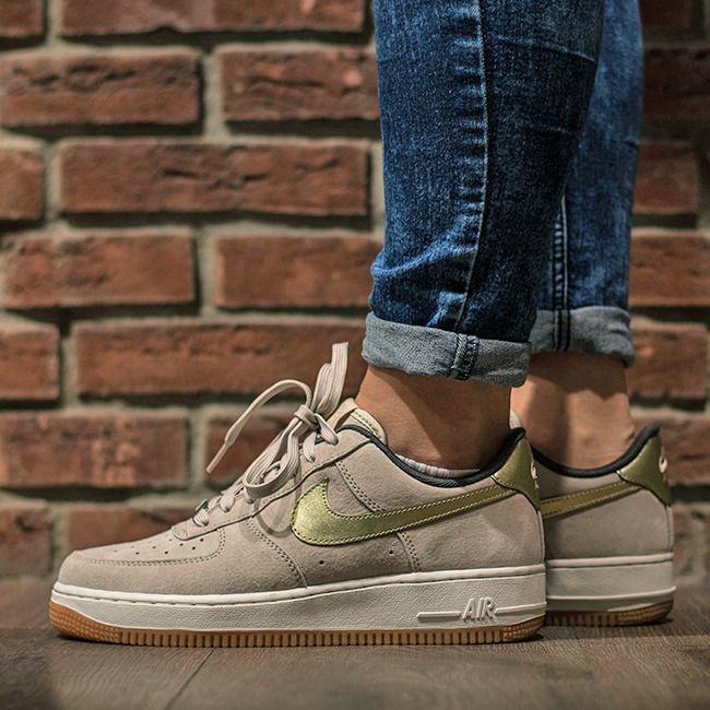 nike wmns air force 1 07 low suede boot