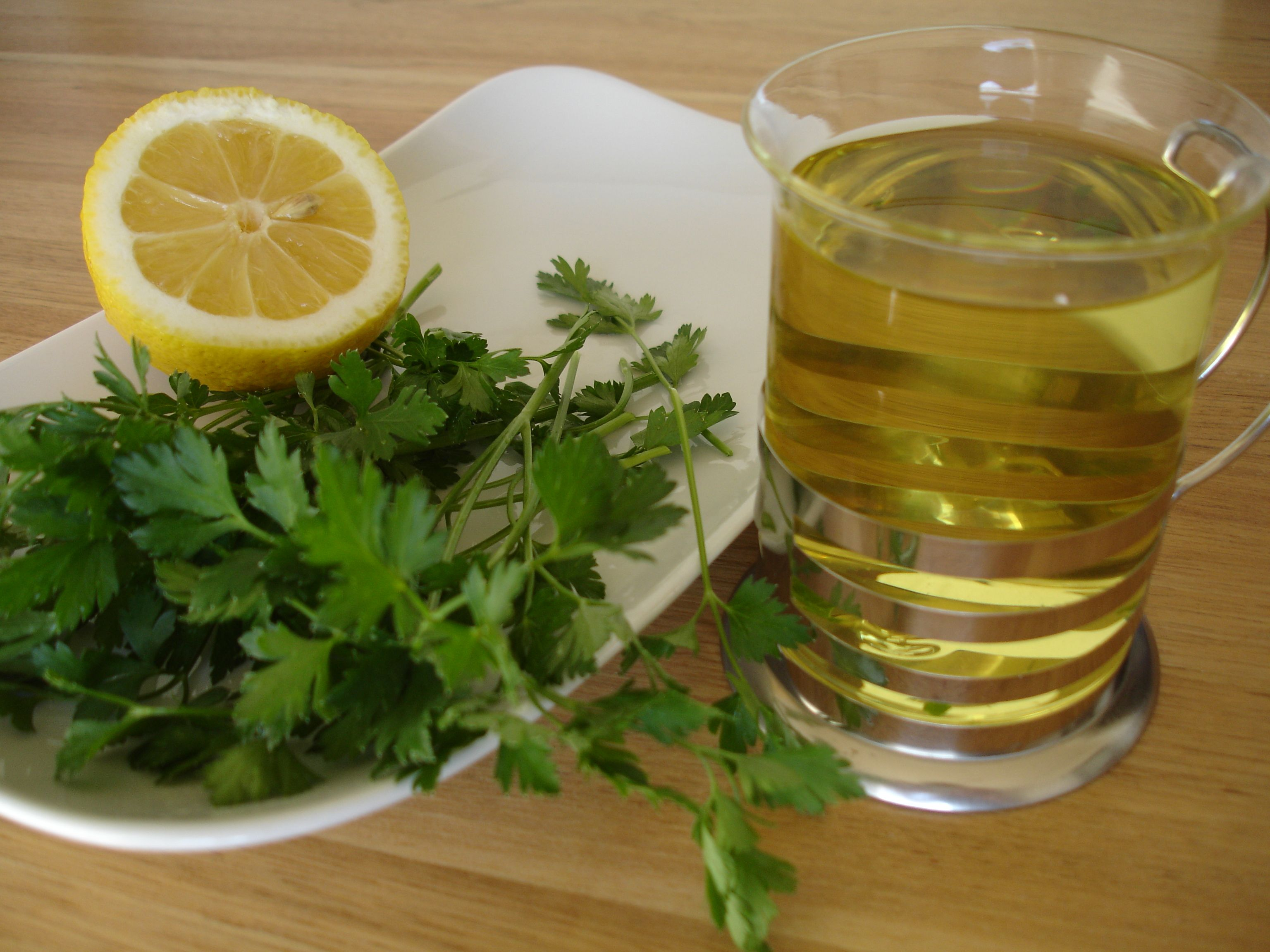Петрушка лимон очищение для похудения