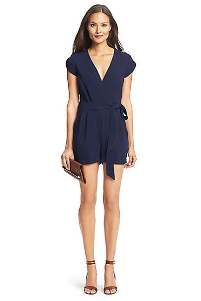 4c02fadbc1c Designer Jumpsuits   Rompers for Women by DVF