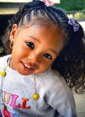 Astonishing Holiday Hairstyles For Little Black Girls Cutest Kids Hairstyles For Men Maxibearus