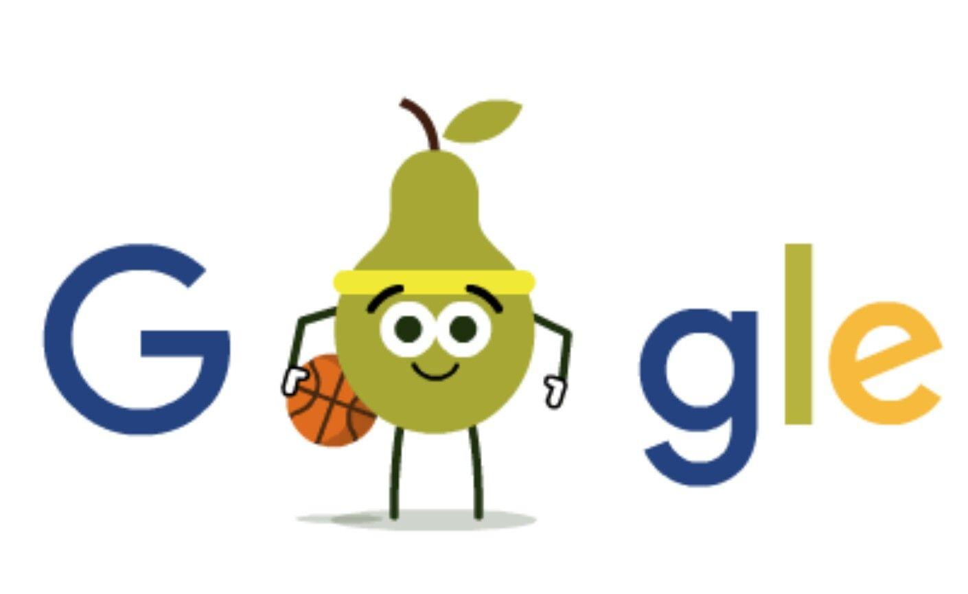 Basketball Anyone Doodle Images Google Doodles Doodles
