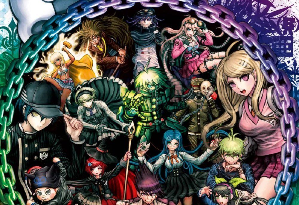 Danganronpa to begin series of monthly news broadcasts in