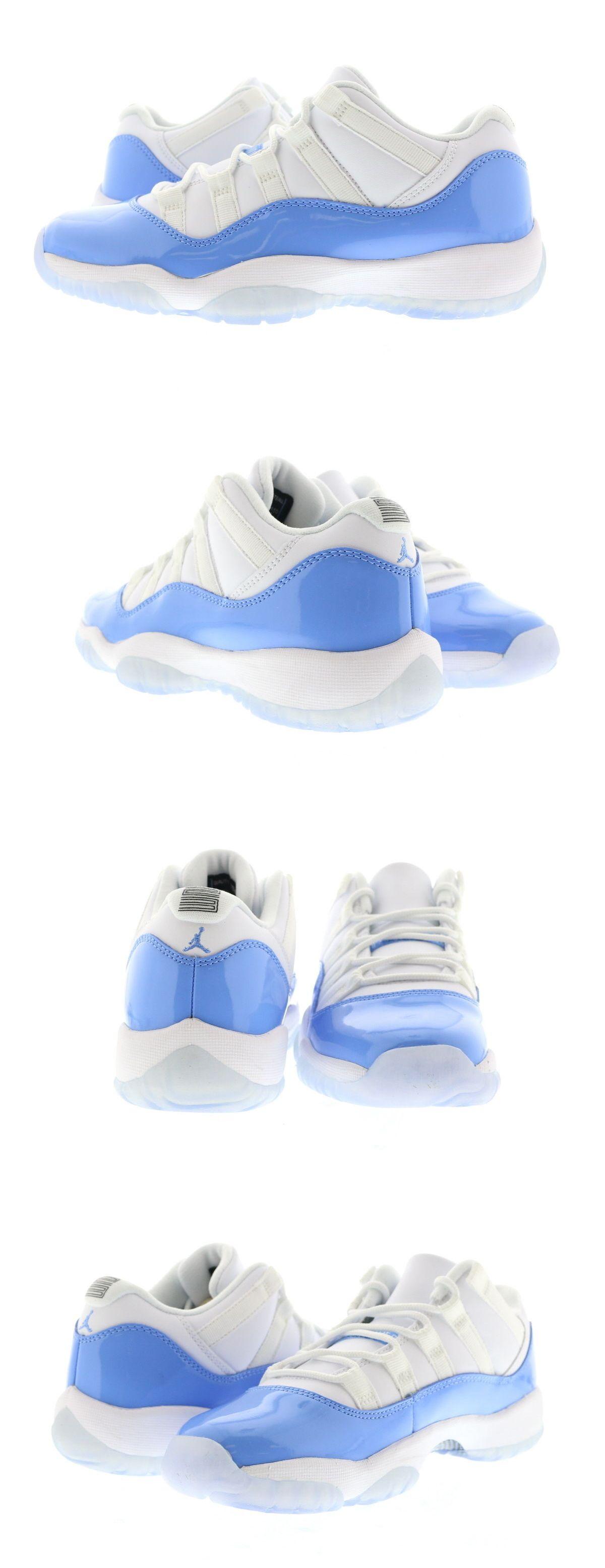 a34d4ccd64d Boys Shoes 57929  Youth (Gs) Air Jordan 11 Retro Low Unc White University