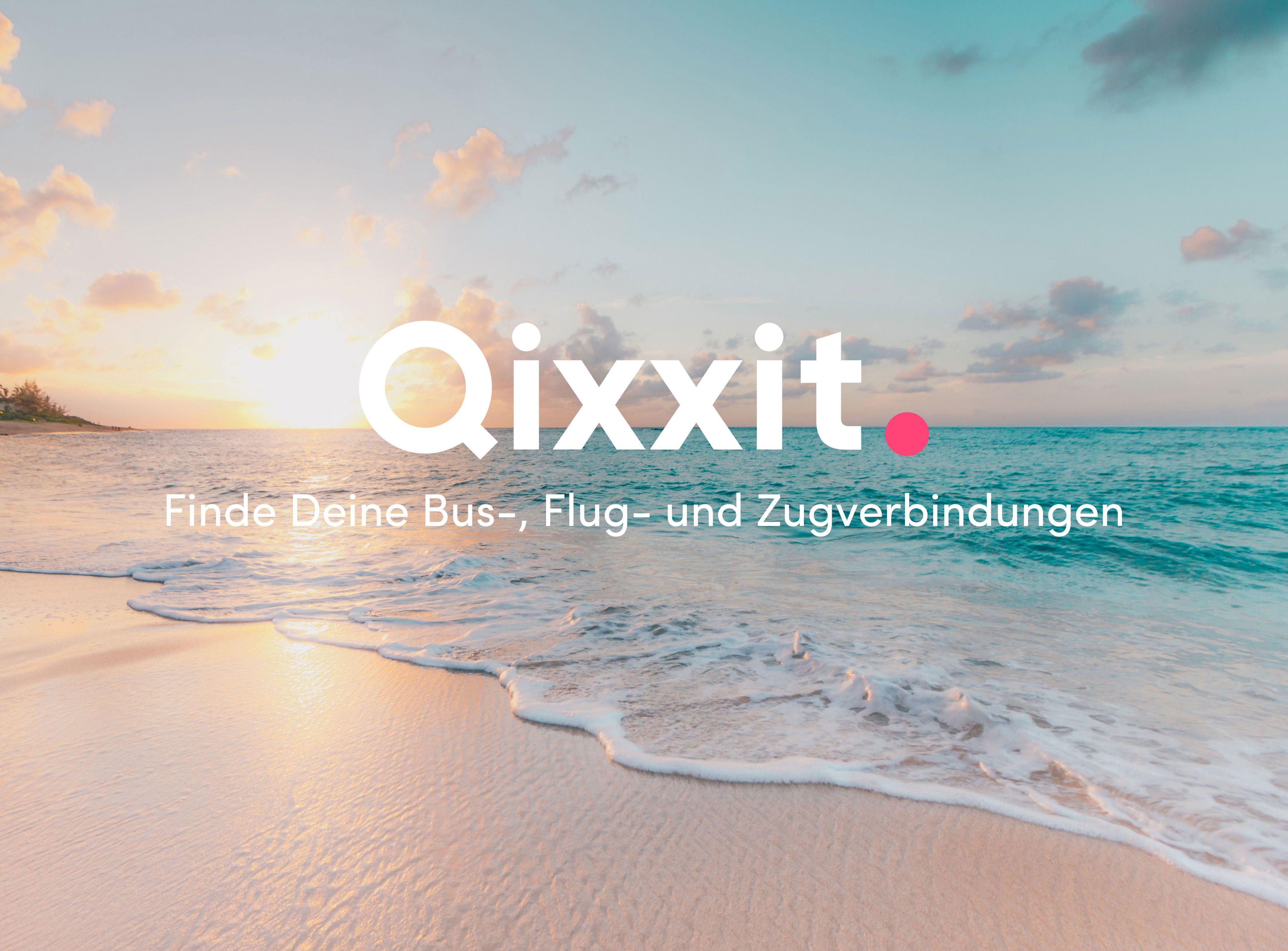 Qixxit Analysiert Flug Bahn Und Busverbindungen Und Kombiniert
