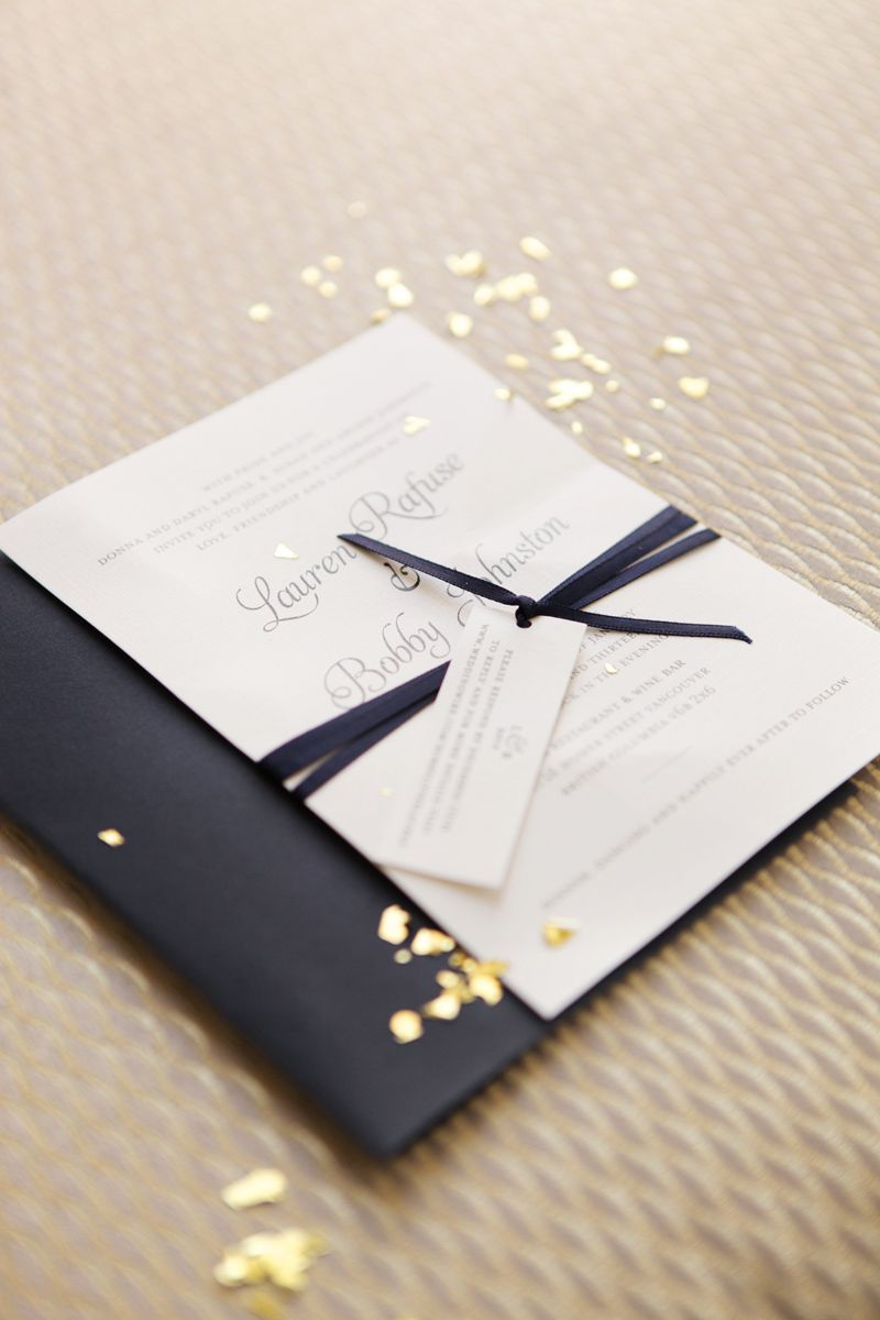 Lauren & Bobby Invitation by Design By Dainty (www.designbydainty ...