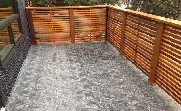 Weatherdek decks and decking systems pinterest for Vinyl decking material
