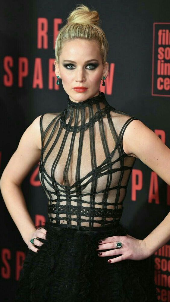 Hot Jennifer Lawrence - #jennifer #lawrence - #HollywoodActresses