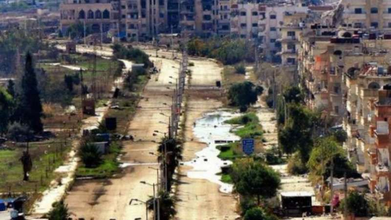 The Peninsula Qatar Syria Regime Targeting Homs Residents Opposition Chief Syria Resident Instagram