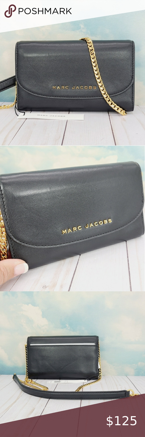 Marc Jacobs Avenue Wallet Crossbody Bag In 2020 Quilted Crossbody Bag Crossbody Bag Marc Jacobs Crossbody Bag