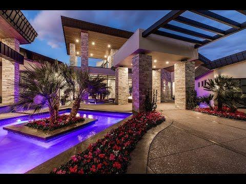 Luxury Estate   59 Promontory Ridge, Las Vegas NV 89135   YouTube