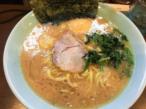 曙町 ラーメン 寿々㐂家 家系ラーメンno 1と言われている人気店の支店