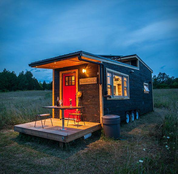 kleine ko h user sind nicht nur trendy sondern vor allem praktisch w hrend gr ne wohnmobile. Black Bedroom Furniture Sets. Home Design Ideas