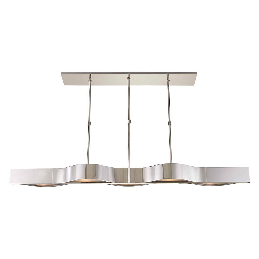 avant linear pendant stairway lighting real estate office and