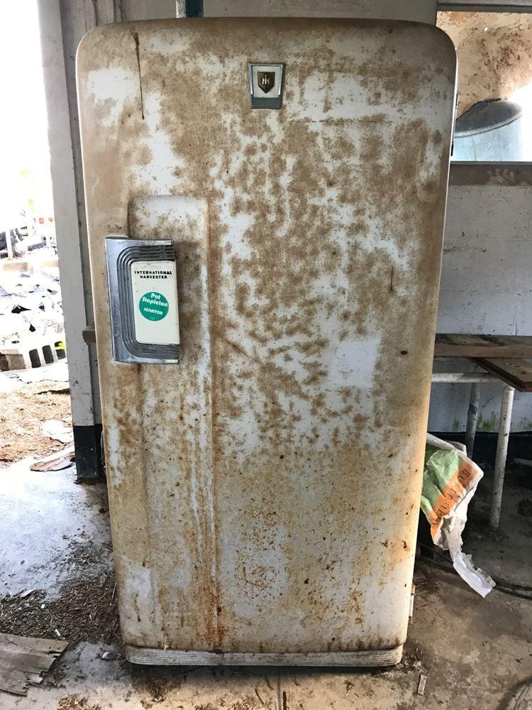 Fridge Build Complete W Pics Refrigerator Sale International Harvester Harvester