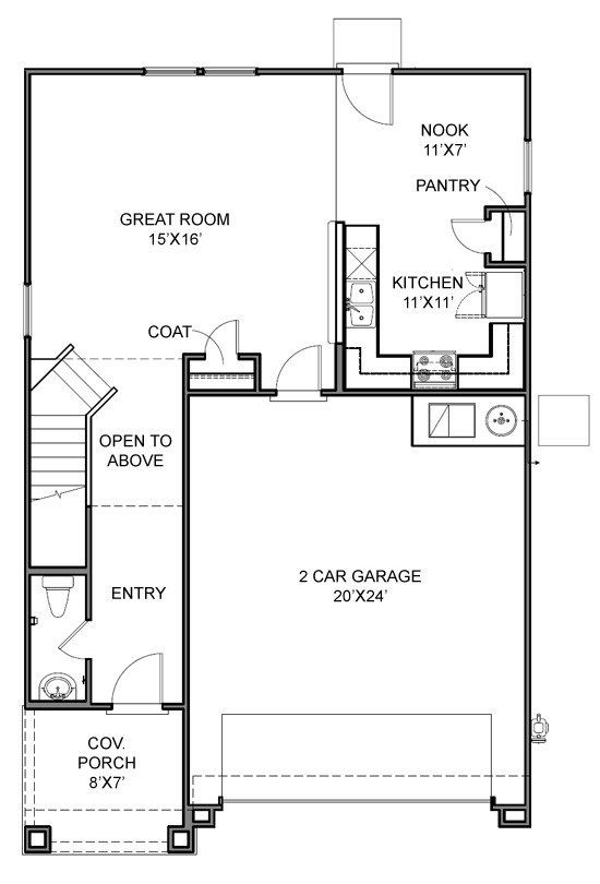 Centex homes floor plans south carolina for Continental homes of texas floor plans