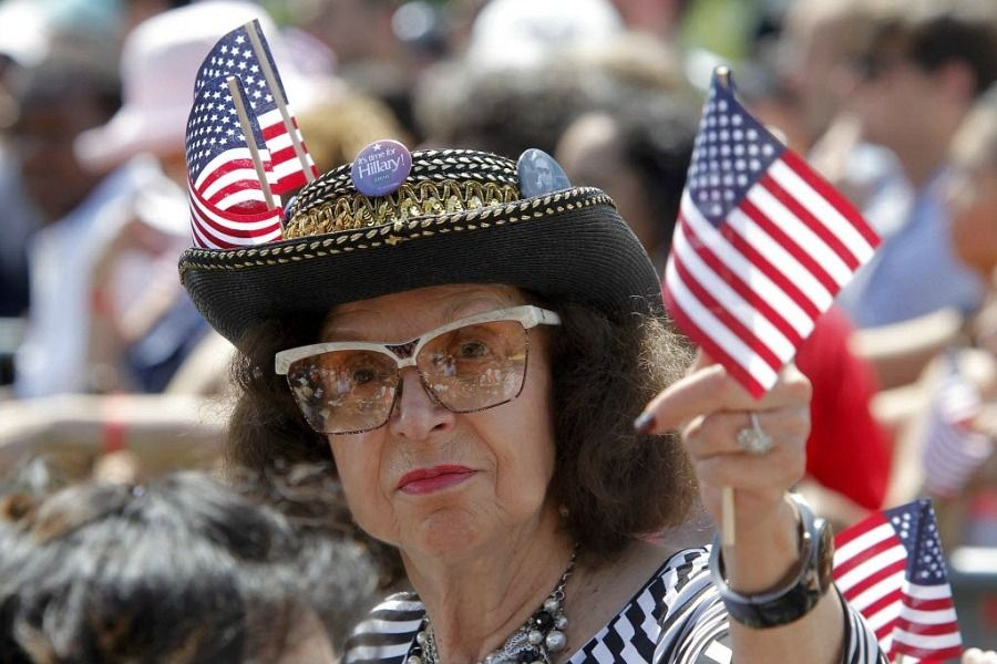 Flag day what it means history of flags american pride