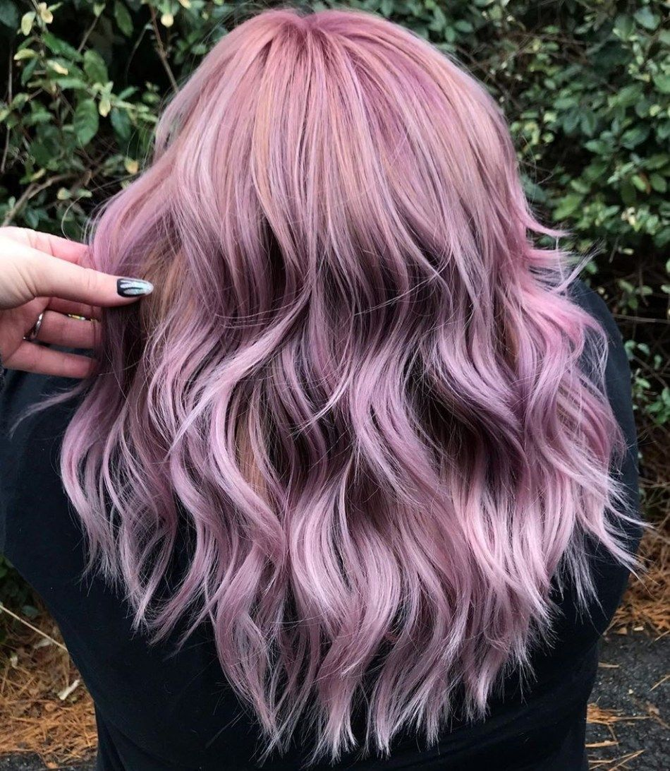 30 Unbelievably Cool Pink Hair Color Ideas For 2020 Hair Adviser In 2020 Hair Color Pink Dusty Pink Hair Pink Underneath Hair