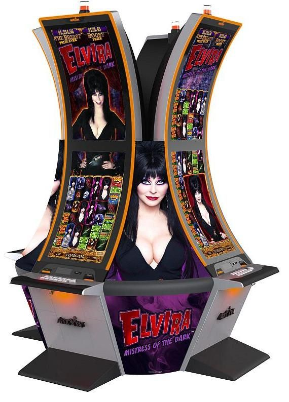 Celebrity Slot Machines