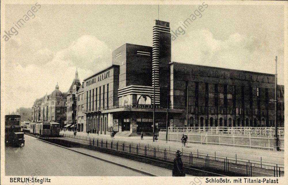 Titania Palast Berlin Steglitz