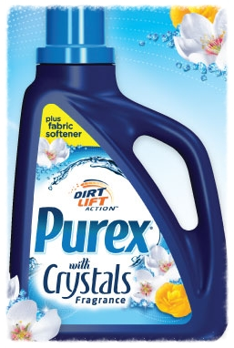 Inside My Head..: #New @Purex + #Fabric #Softener w/ #Crystals #Fragrance & #DirtLift Action!! ~ #Giveaway 3/13 - 4/13