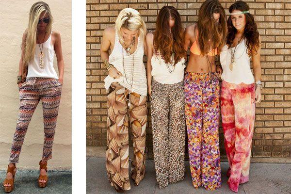 Looks Bohemios Consigue El Tuyo Moda Para Mujer Moda Moda Estilo
