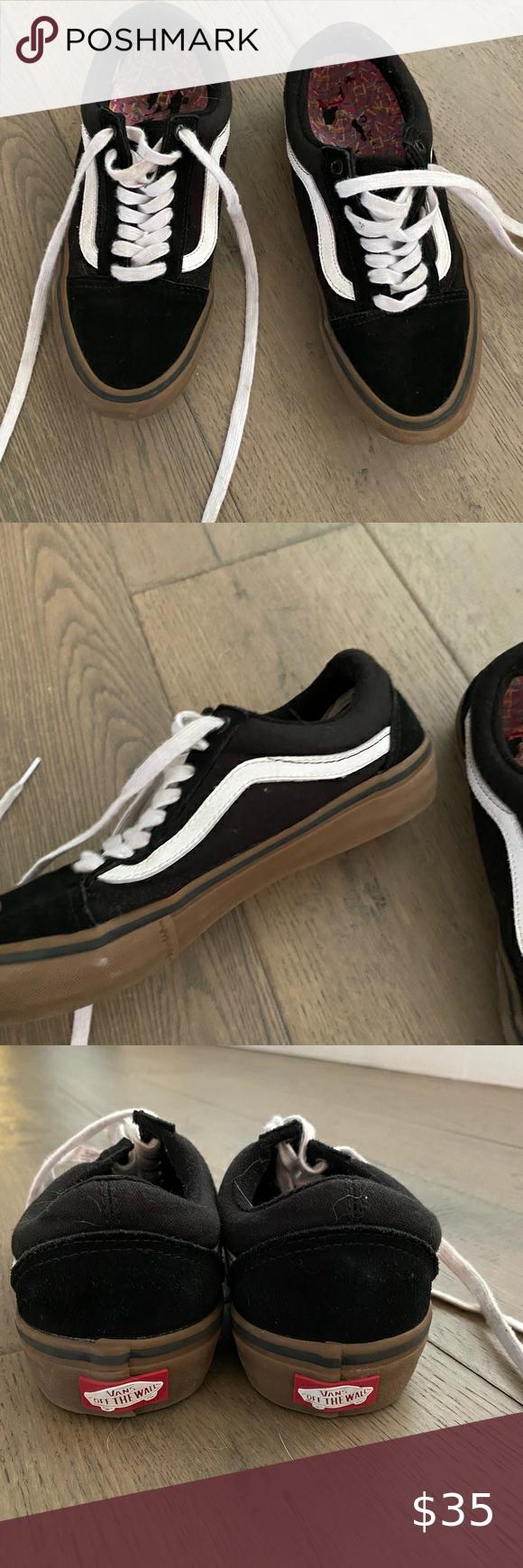 Vans old skool pro classic shoe men's