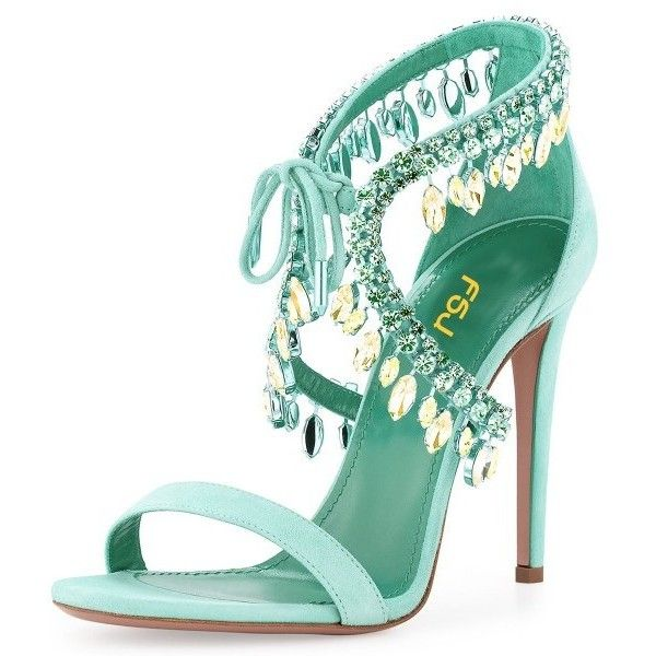 Ankle Strap (€67) ❤ liked on Polyvore featuring shoes, pumps, platform shoes, high heel pumps, sexy high heel pumps, platform pumps and ankle wrap pumps