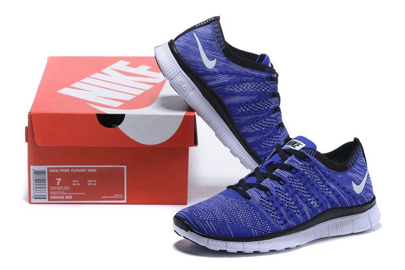 Nike Free Flyknit NSW 5.0 Purple · Cheap Running ShoesWomen ...