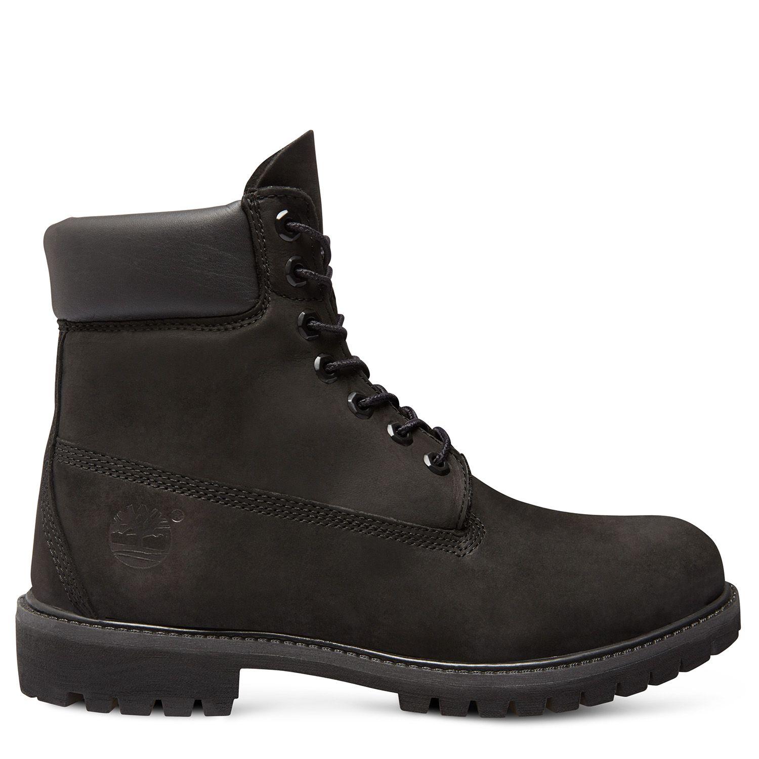 men's timberland 6 inch boots black